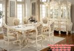 meja makan luxury klasik mewah