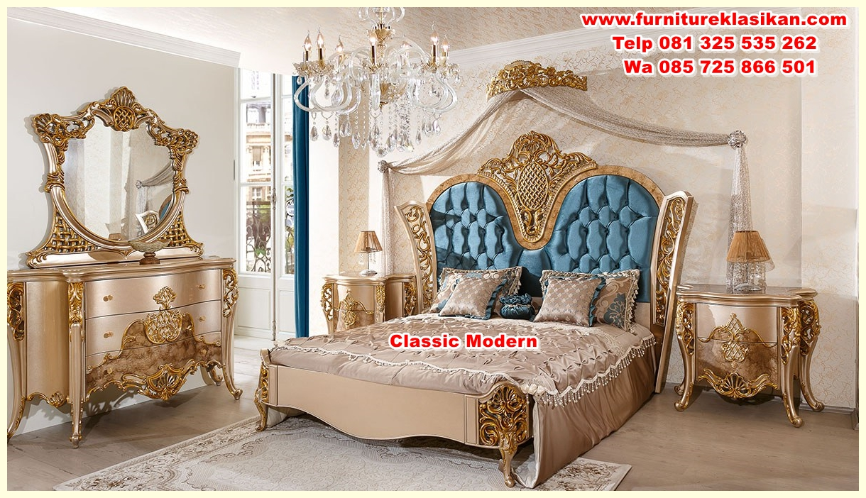 analiz-klasik-yatak-odasi-149484-23-B set kamar tidur ukiran mewah