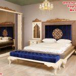 set kamar tidur klasik mewah