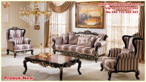 desain kursi tamu sofa ukiran jepara