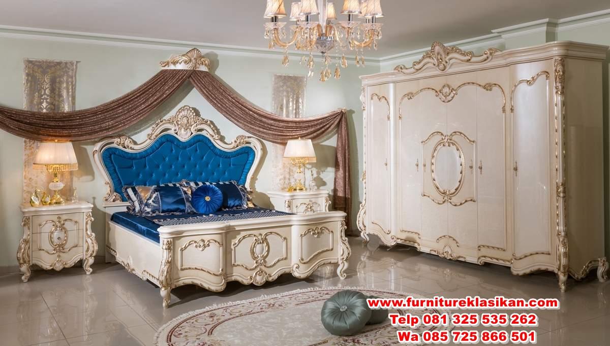 desain furniture jepara ukiran klasik modern mewah terbaru