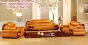 sofa tamu mewah desainer eropa