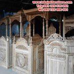 aneka mimbar masjid jati ukiran jepara