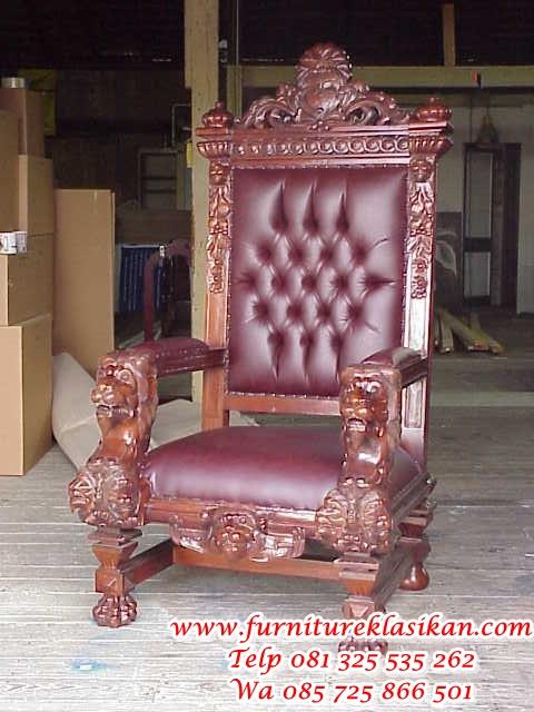 kursi-kantor-raja-mewah kursi kantor jati raja mewah