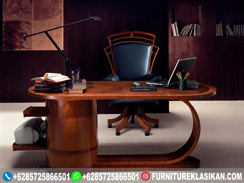 Meja-Kantor-Jati-Minimalis-Mewah Meja Kantor Jati Minimalis Mewah