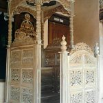 Mimbar Jati Masjid Jepara
