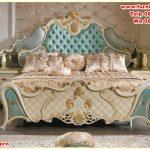 tempat tidur klasik mewah modern