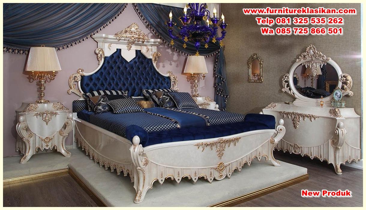 tempat tidur mewah pengantin terbaru