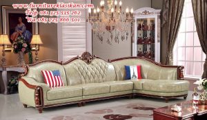 sofa tamu keluarga model santai