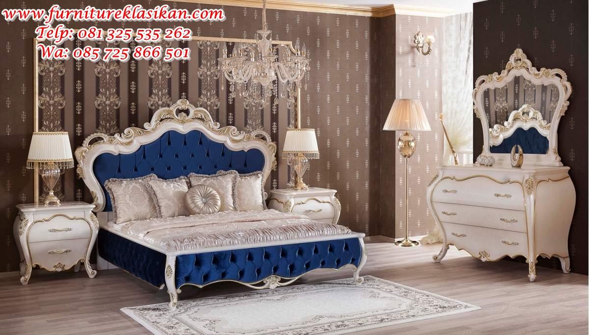 Tempat Tidur Jepara Desainer Ukiran Mewah Desain Furniture