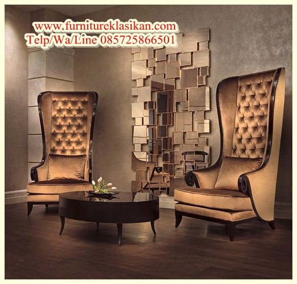 kursi-sofa-princess-terbaru-mewah kursi santai minimalis modern