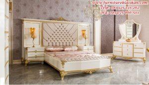 tempat tidur ukiran terbaru eropa