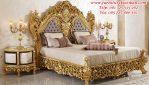 tempat tidur ukiran termewah klasik modern