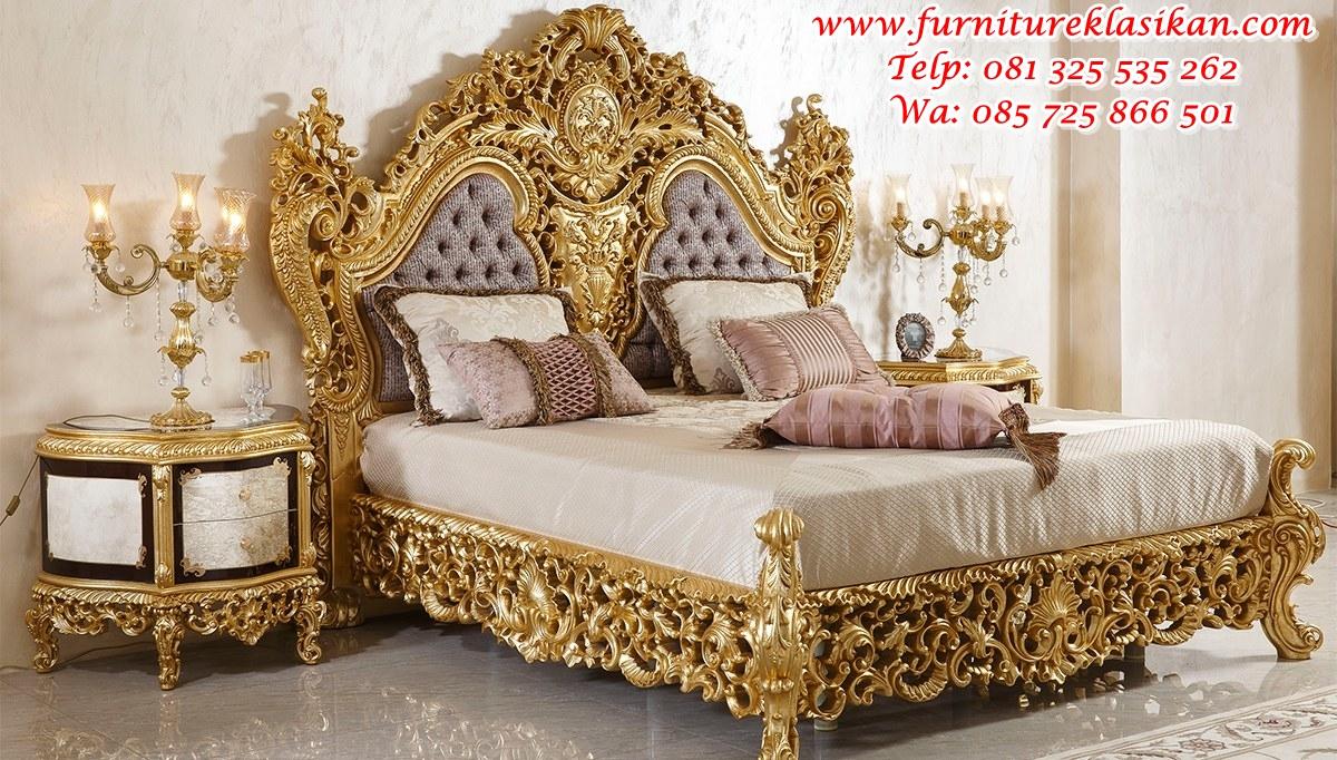 luks-sehrazat-lake-oymali-klasik-yatak-odasi-99961-11-B tempat tidur ukiran termewah klasik modern