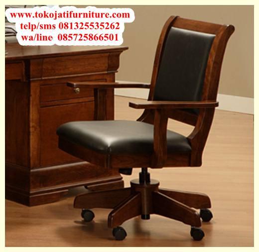 produk-kursi-kantor-jati-minimalis produk kursi kantor jati minimalis