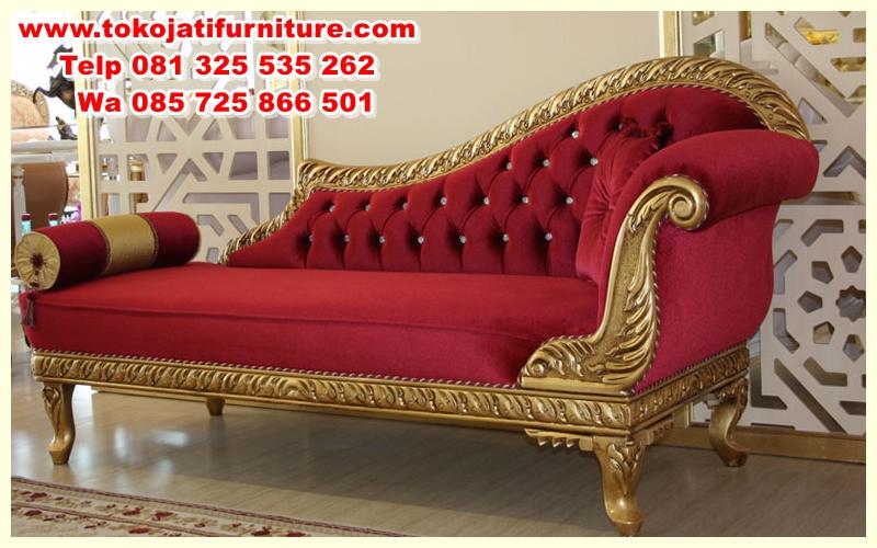 sofa-santai-ukiran-jepara desain sofa santai mewah modern