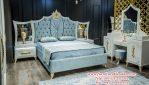 tempat tidur model ukiran klasik