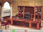 Meja Kantor Jati Untuk Direktur